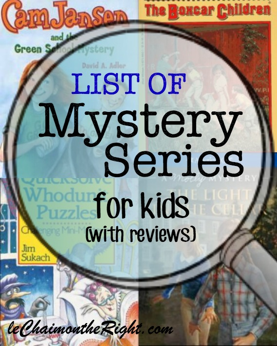 Mystery Series for Kids