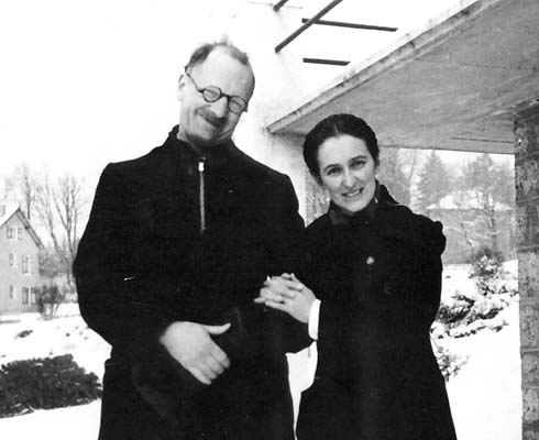 Andre and Magda Trocme