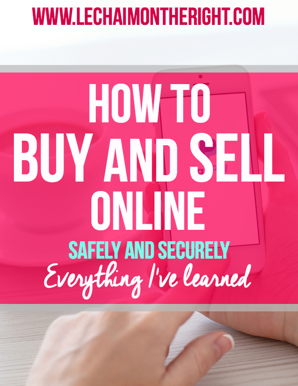 How to Buy and Sell Online