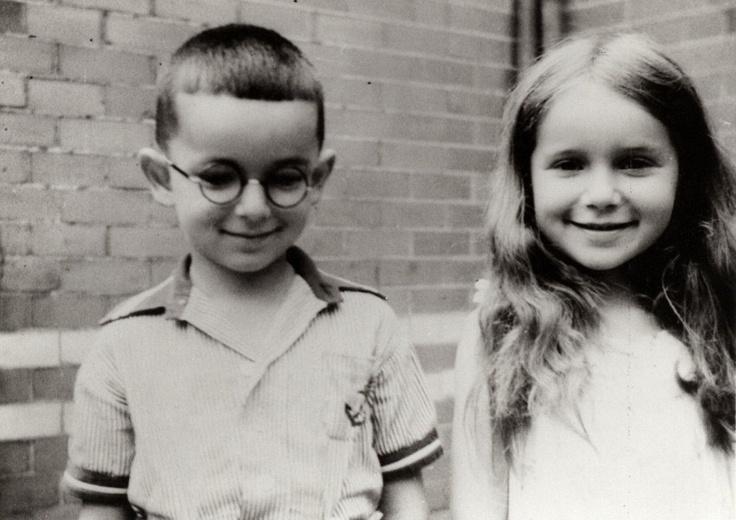 Eva and Abraham Beem