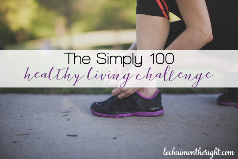 The Simply 100 Challenge