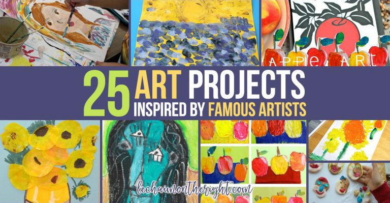 25-art-projects-inspired-by-famous-artists-post-impressionism-fb