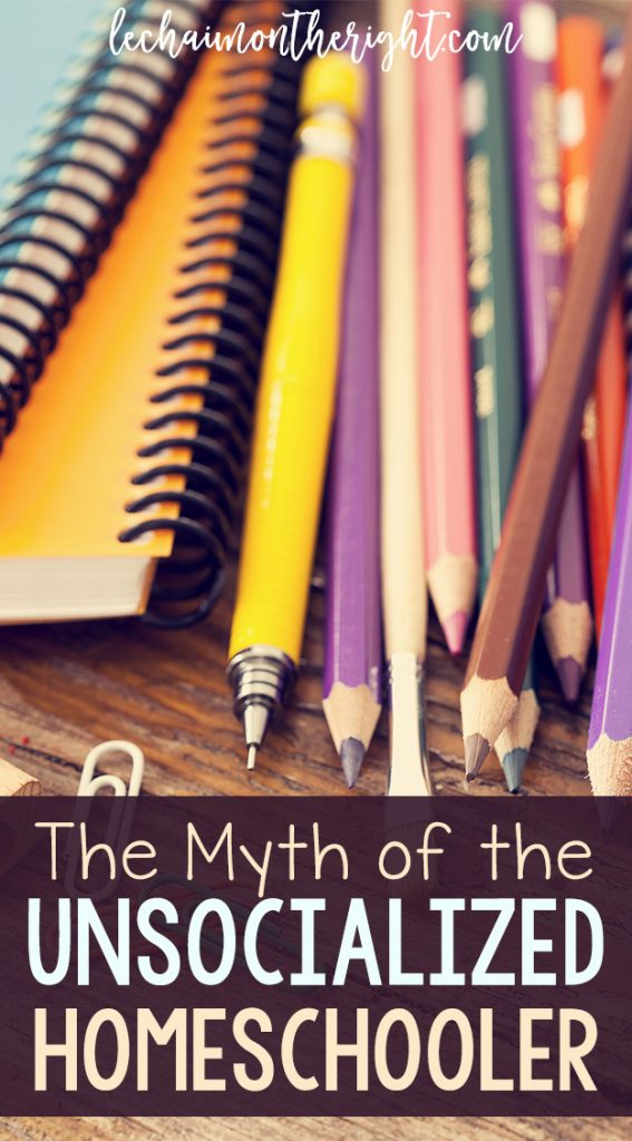 The Myth of the Unsocialized Homeschooler