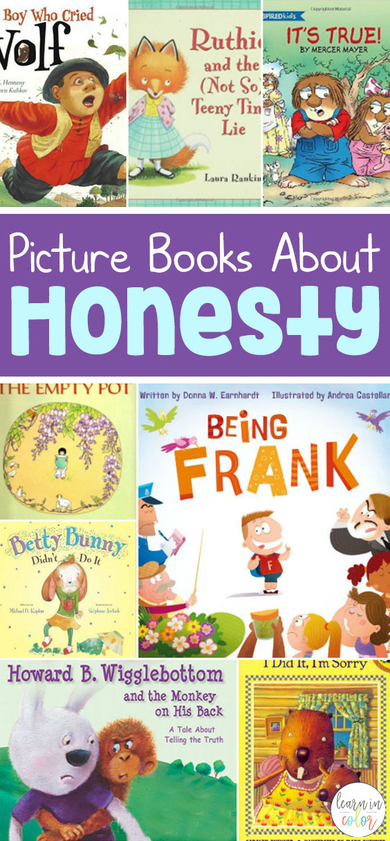 Stories can bring lessons to life for kids. Teach young kiddos the virtue of honesty with these quality honesty picture books.