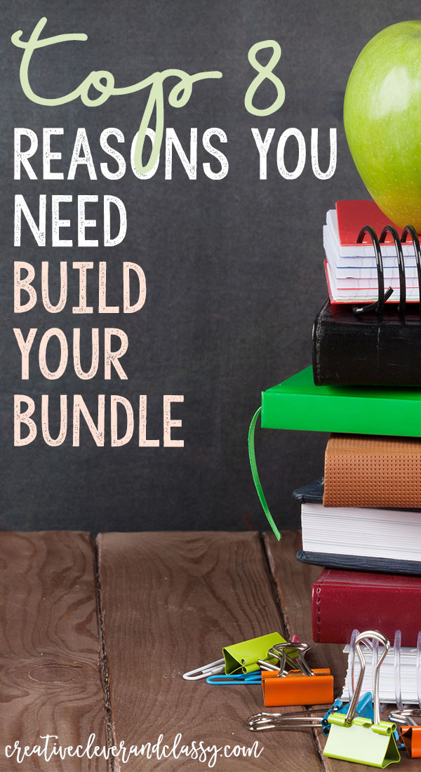Build Your Bundle is a homeschool curriculum sale full of great savings, up to 95% off! Here are 8 reasons you need to take advantage of Build Your Bundle's curriculum.