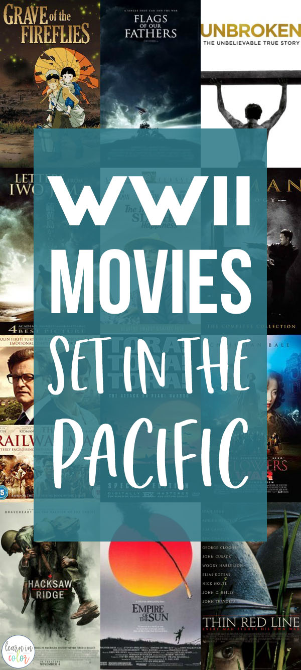 Although there are many movies about the European theater, but there aren't many movies about the Pacific. Here are the best WWII Pacific movies.