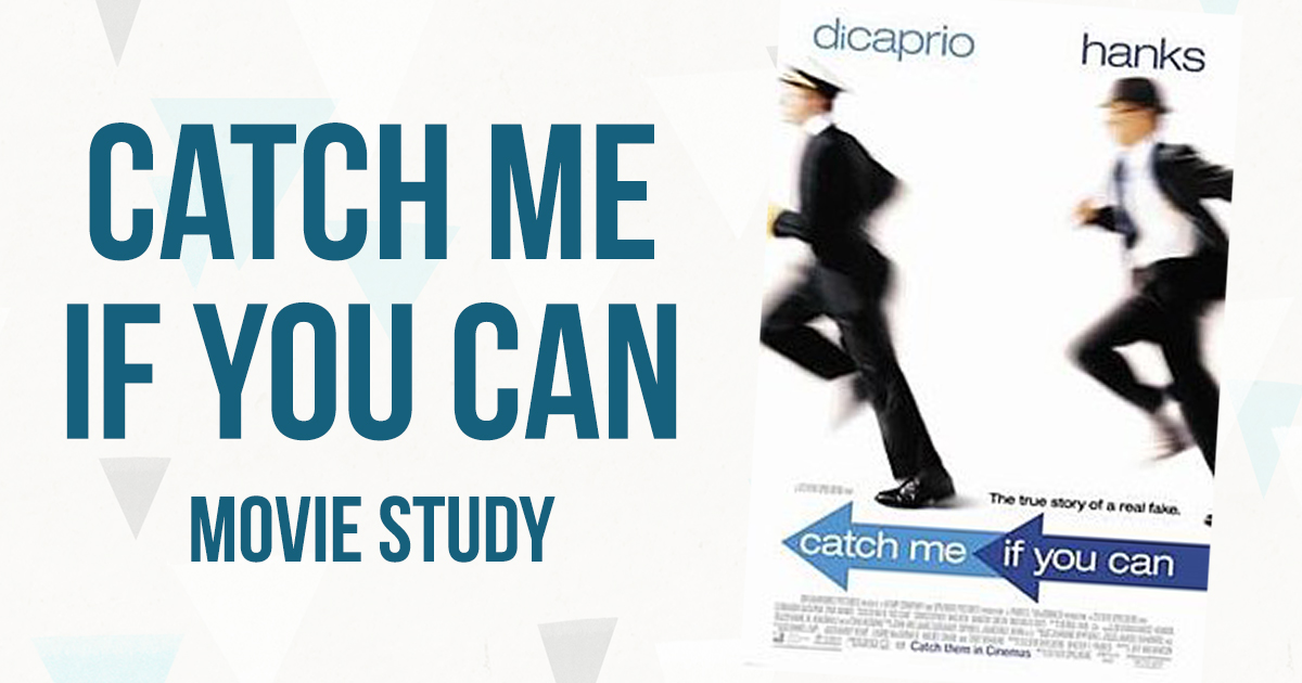 Catch Me If You Can Movie Study Learn In Color