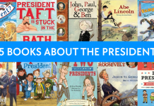 Learn more about the Presidents of the United States with these historical picture books and chapter books about American Presidents.